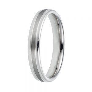 DOOSTI Freundschaftsring / Trauring 925/- Silber - inkl. Gratis Gravur