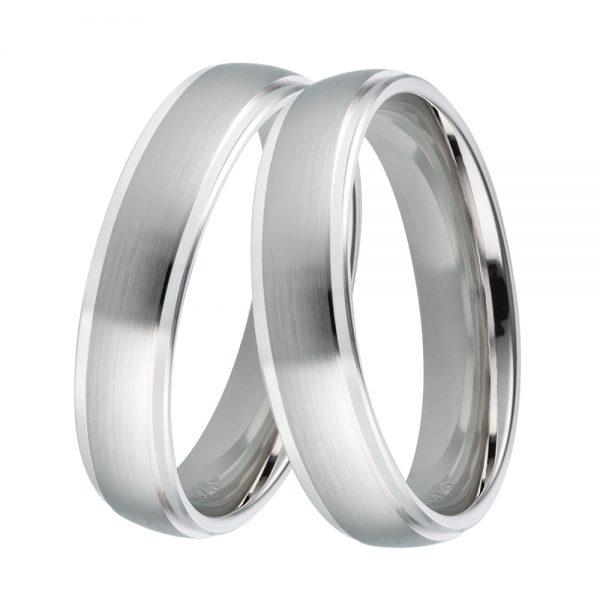 DOOSTI Partnerringe / Trauringe 925/- Silber - inkl. Gratis Gravur